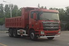 欧曼牌BJ3259DLPKB-AB型自卸汽车图片