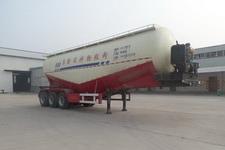 郓宇11米30.8吨3轴中密度粉粒物料运输半挂车(YJY9400GFL)