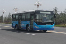 中通牌LCK6820PHENV型混合动力城市客车图片
