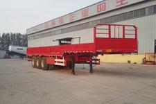 新宏东13米33.8吨3半挂车
