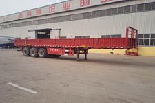 新宏东13米33.5吨3半挂车