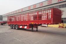 新宏东牌LHD9400CCYE型仓栅式运输半挂车