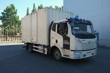 解放牌CA5100XXYP62K1A2E5Z型厢式运输车图片