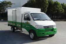 吉海牌KRD5022XXYBEV型纯电动厢式运输车图片