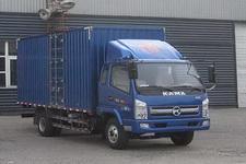 凯马牌KMC5102XXYA42P5型厢式运输车图片