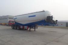 新宏东10.7米31吨3轴下灰半挂车(LHD9400GXH)