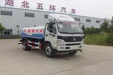 HCQ5085GSSBJ5型华通牌洒水车图片