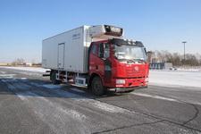 解放牌CA5160XLCP62K1L4A1E5型冷藏车图片