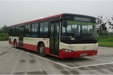 海格牌KLQ6129GAHEVC5E型混合动力城市客车图片