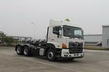 日野(HINO)牌YC4250SS2PK4W型危险品牵引汽车