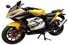 众好ZH200-8X型两轮摩托车