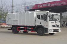 程力威牌CLW5161ZDJT5型压缩式对接垃圾车