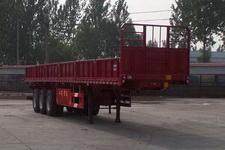 新宏东13米32.2吨3自卸半挂车