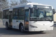 中通牌LCK6810EVG8型纯电动城市客车图片