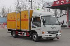 程力威牌CLW5070XQYH5型爆破器材运输车