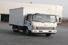 解放牌CA5080XXYP40L1EVA84-3型纯电动厢式运输车图片