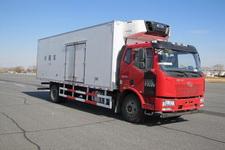解放牌CA5160XLCP62K1L5A2E5型冷藏车图片