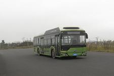 恒通客车牌CKZ6126HNHEVL5型插电式混合动力城市客车图片
