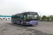 恒通客车牌CKZ6116HNHEVY5型插电式混合动力城市客车图片