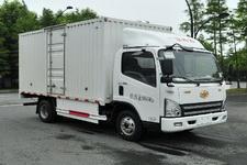解放牌CA5045XXYP40L1BEVA84型纯电动厢式运输车图片