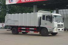 程力威牌CLW5161ZDJD5型压缩式对接垃圾车