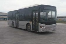 10.5米|24-35座晶马纯电动城市客车(JMV6105GRBEV1)