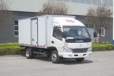 环球牌GZQ5040XXYBEV型纯电动厢式运输车图片