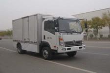 乐达牌LSK5070XXYEV0型纯电动厢式运输车图片
