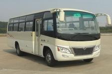 东风牌DFA6720K5A型客车图片