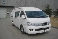 福田牌BJ5049XXY-V1型厢式运输车图片