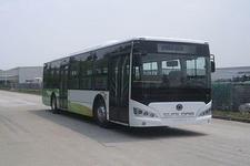 12米申龙SLK6129ULE0BEVX纯电动城市客车