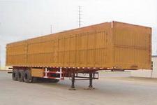 通广九州牌MJZ9404XXY型厢式运输半挂车图片