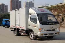 宁汽牌HLN5040XXYEV型纯电动厢式运输车图片