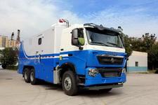 宝石机械牌BSJ5259TCJ02型测井车图片