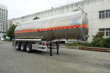 兴扬牌XYZ9401GRYD型铝合金易燃液体罐式运输半挂车