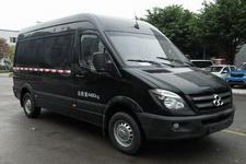 舒驰牌YTK5040XXYEV1型纯电动厢式运输车图片