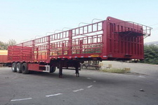豫前通牌HQJ9370CCQ型畜禽运输半挂车图片