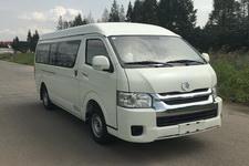 5.5米金旅XML6559J15客车