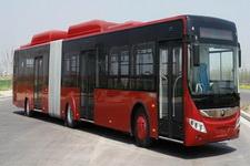 宇通牌ZK6180HNG2A型铰接城市客车图片