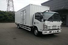 庆铃牌QL5080XXYA8PAJ型厢式运输车图片