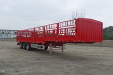 江淮扬天牌CXQ9400CCY型铝合金仓栅式运输半挂车图片
