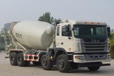 江淮牌HFC5311GJBP1K6H35S3V型混凝土搅拌运输车图片