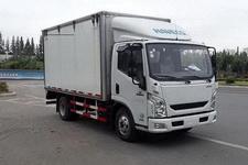日昕牌HRX5040XXY33YJ型厢式运输车