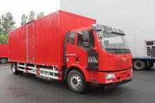 解放牌CA5180XXYP62K1L9E5Z型厢式运输车图片