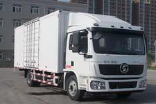 陕汽牌SX5180XXYLA5012型厢式运输车图片