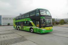 亚星牌JS6130SHQCP型双层城市客车图片