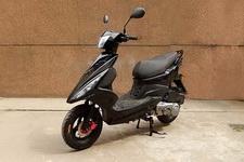 力弘LH125T-2G型两轮摩托车