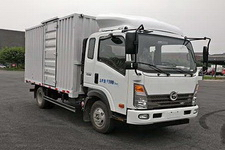 长征牌CZ5040XXYSQ15型厢式运输车图片