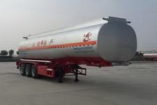 昌骅牌HCH9402GYY46型铝合金运油半挂车图片