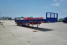 锣响12米34吨3轴栏板半挂车(LXC9402E)